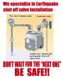 earthquake valve
